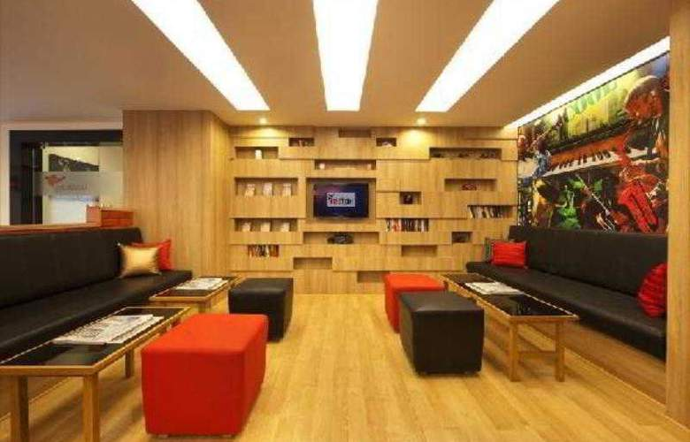 Red Fox Hotel Hyderabad - Hotel - 9