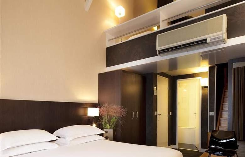 Best Western Bretagne Montparnasse - Room - 19