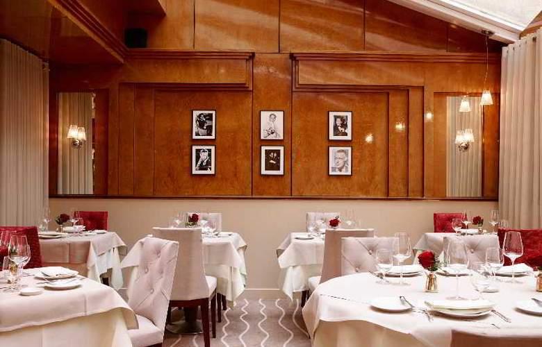 De Vigny - Restaurant - 16