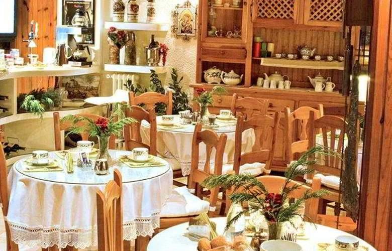 Hotel Boutique Las Brisas - Restaurant - 9