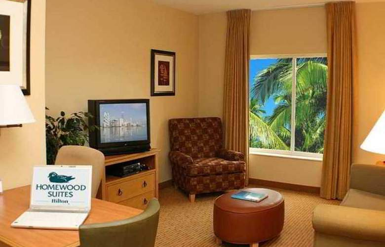 Homewood Suites by Hilton Miami-Airport/Blue - Hotel - 4
