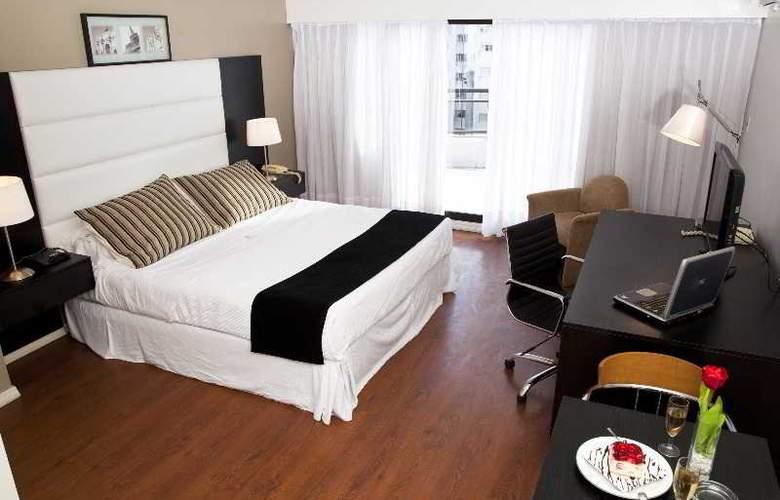 Pocitos Plaza Hotel - Room - 14
