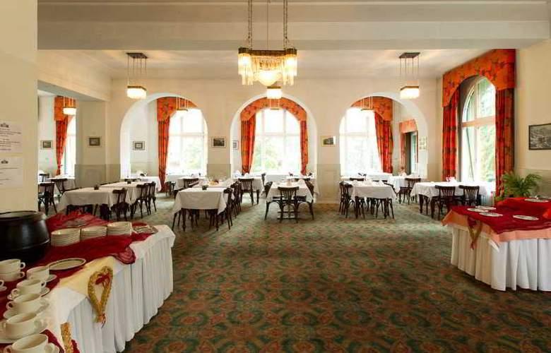 Belvedere Wengen - Restaurant - 27