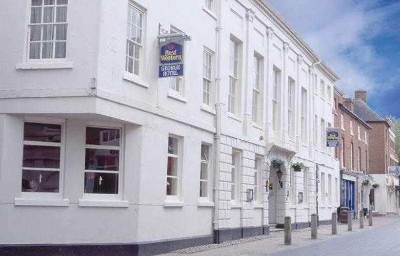 Best Western George Hotel Lichfield - Hotel - 0