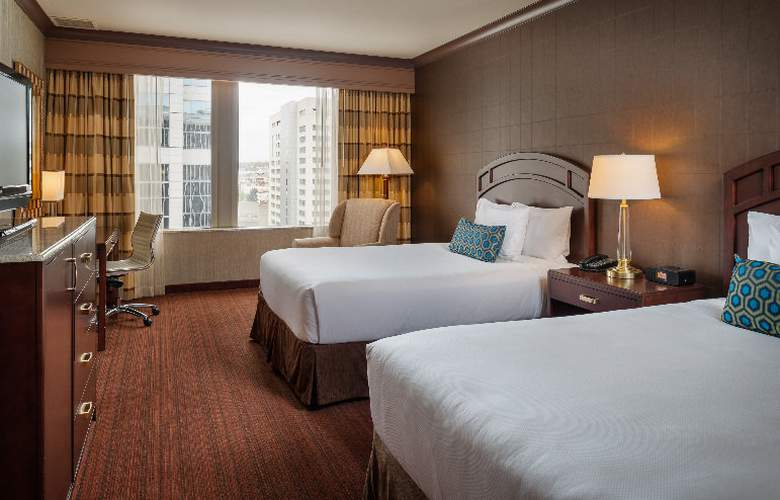 Red Lion on Fifth Avenue - Room - 2