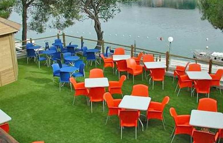 La Baia Blu Hotel - Terrace - 5