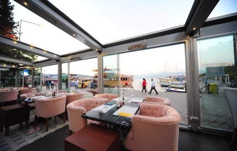 Orka Boutique Hotel - Restaurant - 3
