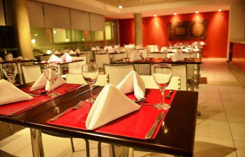Real Colonia Hotel & Suites - Restaurant - 52