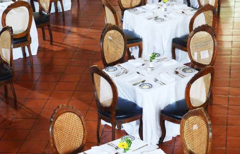 Misión San Gil Querétaro - Restaurant - 11