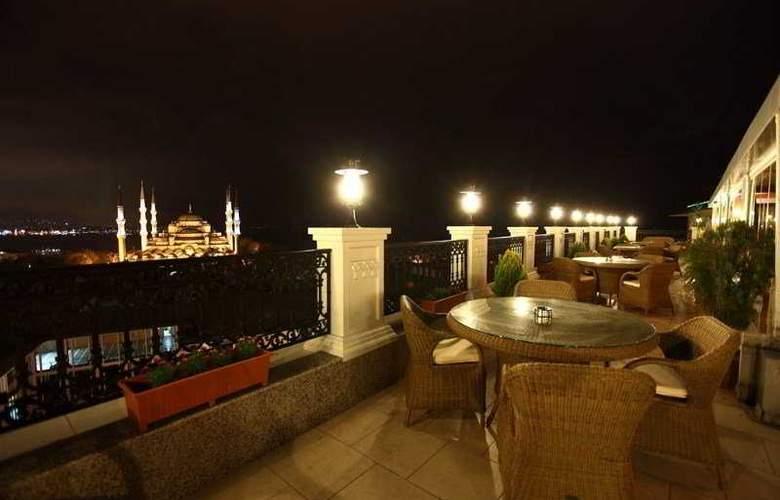 Deluxe Golden Horn Sultanahmet - Terrace - 10