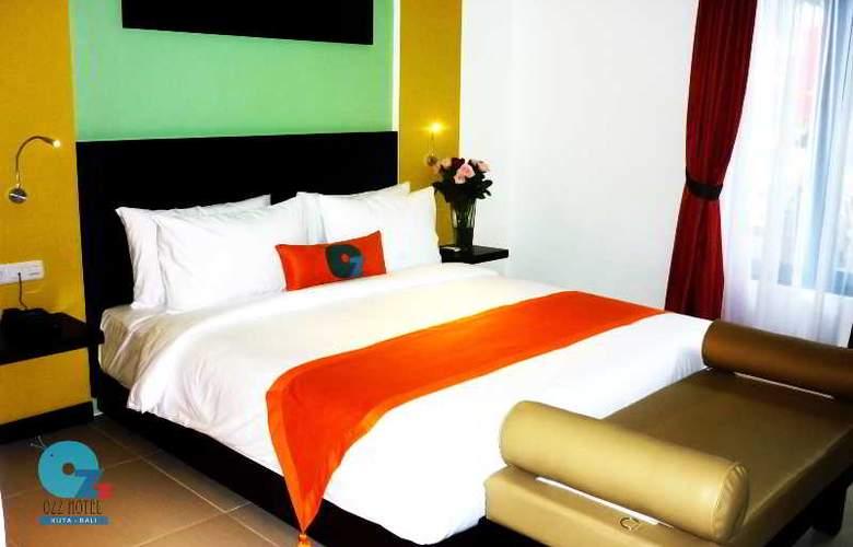 Odua Ozz Hotel Kuta - Room - 0