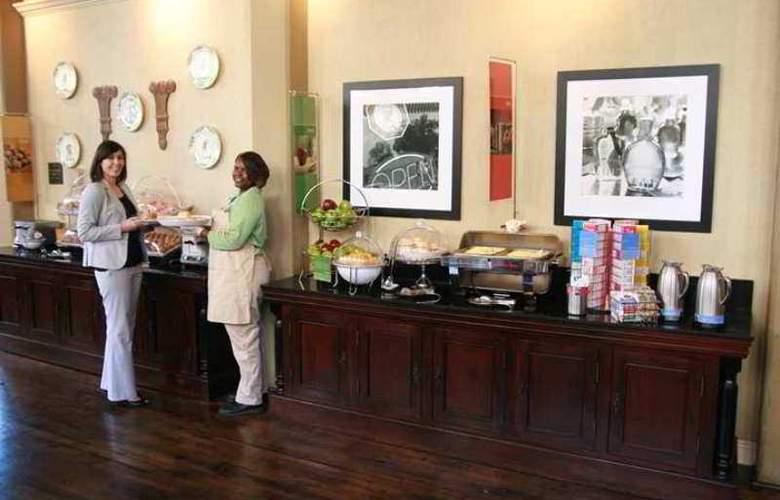Hampton Inn & Suites Convention Ctr - Hotel - 7