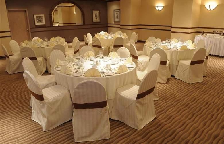 Best Western Ville-Marie Hotel & Suites - Conference - 39