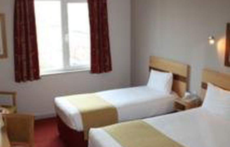 Jurys Inn Nottingham - Room - 1