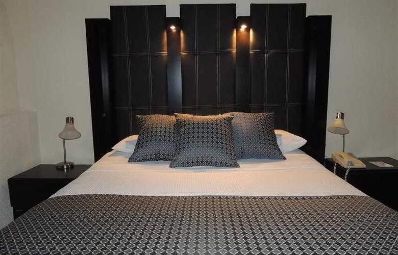 Best Western Hotel Real Tula - Hotel - 7