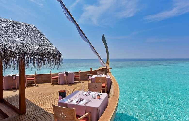Milaidhoo Island Maldives - Restaurant - 58