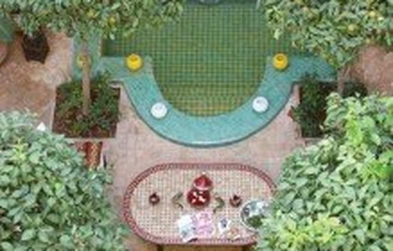 Riad Karmela - Terrace - 10