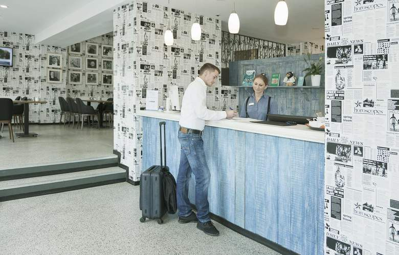 IBB Blue Hotel Berlin-Airport - General - 1
