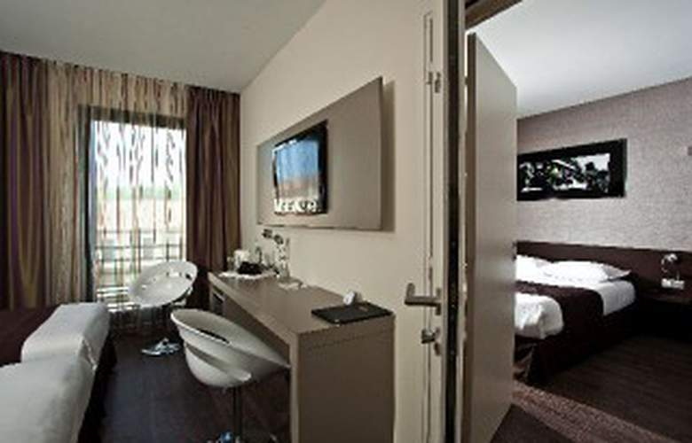 Best Western Grand Prix Hotel - Room - 10