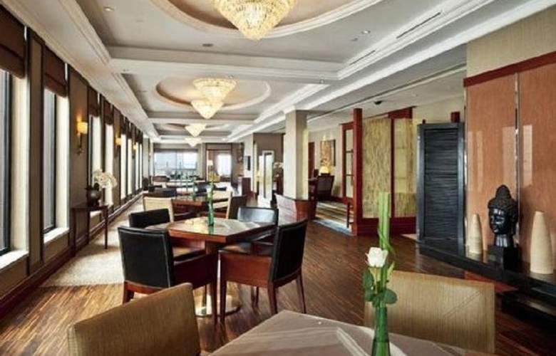 Crowne Plaza Century Park - Restaurant - 8