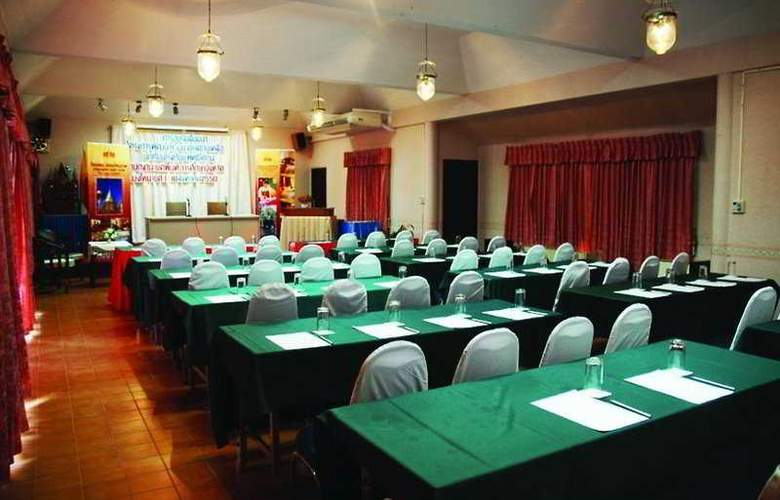 Chiang Mai Gate Hotel - Conference - 9