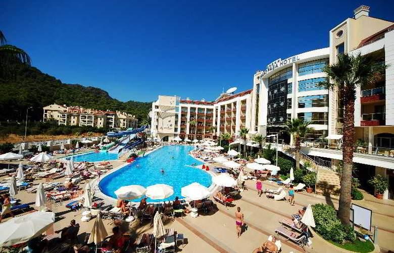 Grand Pasa Hotel - Pool - 5