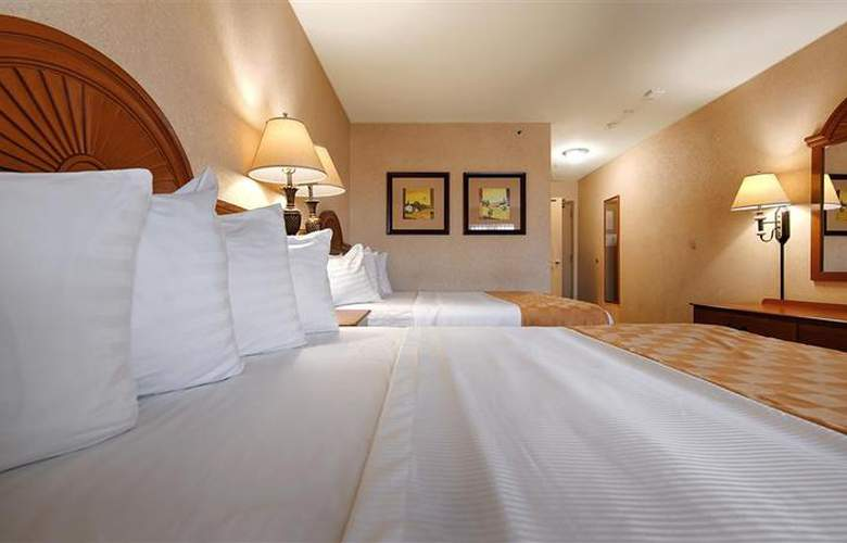 Best Western Of Long Beach - Room - 25