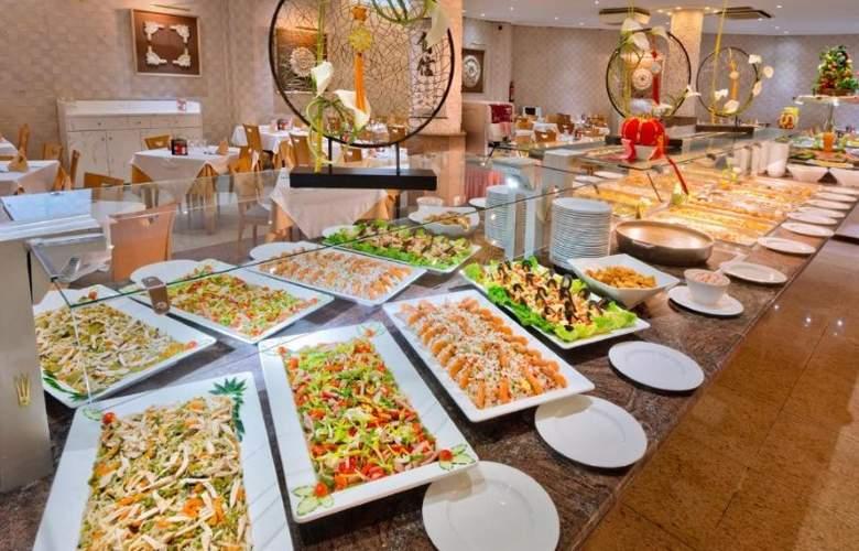 Port Eugeni Apartamentos - Restaurant - 13