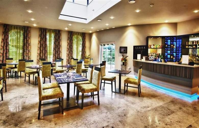 Best Western West Retford - Restaurant - 82
