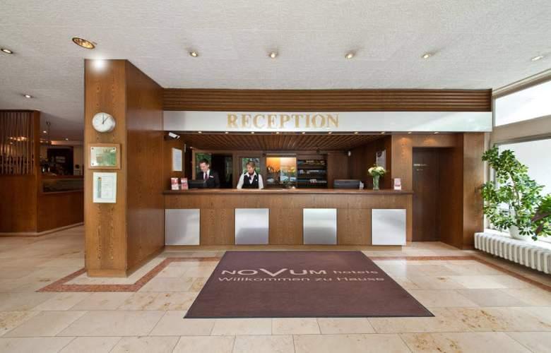 Novum Hotel Ravenna Berlin Steglitz - General - 4
