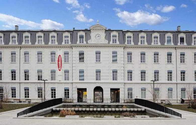 Residhome Grenoble Caserne De Bonne - Hotel - 0