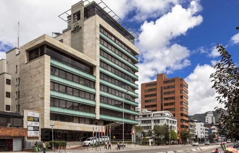 Clarion Bogota Plaza - Hotel - 0