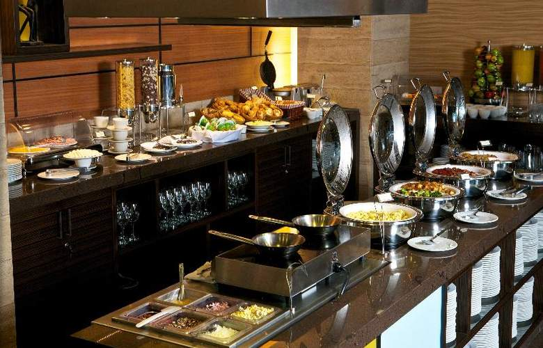 Hotel Holiday Inn Guayaquil Airport - Restaurant - 12