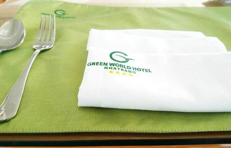 Green World Hotel Nha Trang - Restaurant - 48
