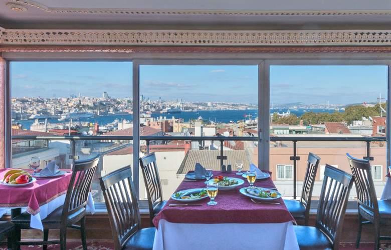 Golden Horn Sirkeci - Restaurant - 9