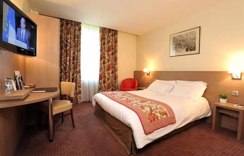 Best Western Hotel De Verdun - Room - 21