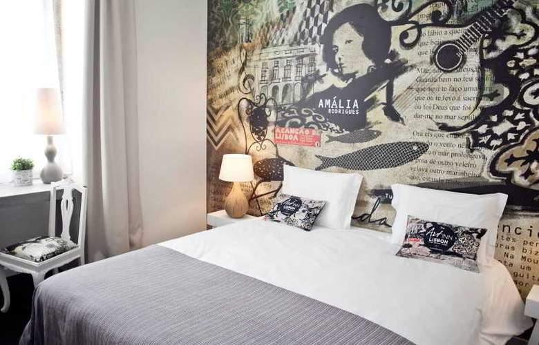 The Art Inn Lisbon - Room - 8