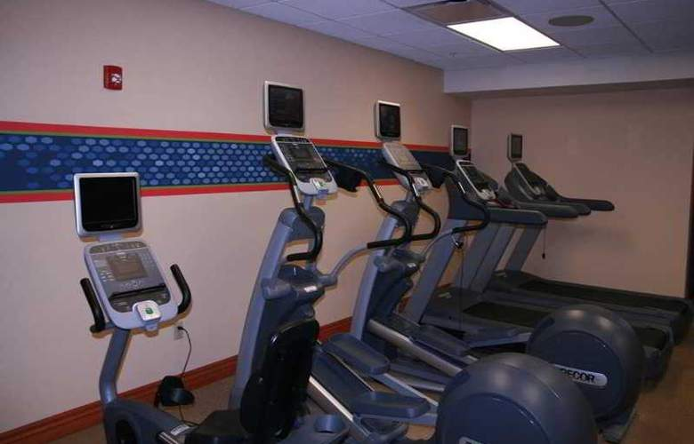Hampton Inn Omaha West-Lakeside - Sport - 9