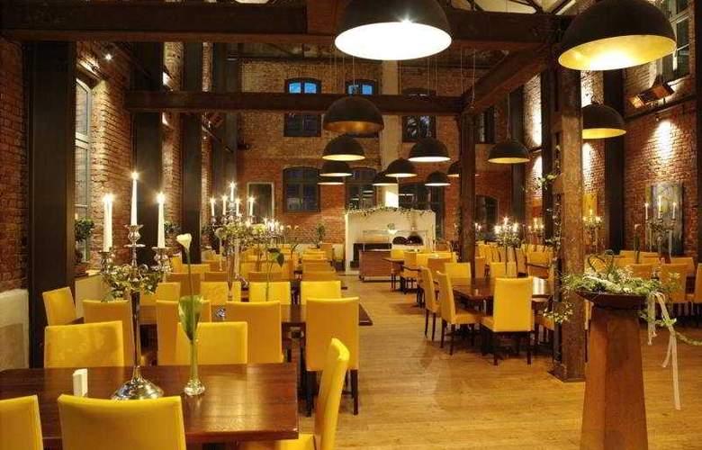 Landhotel Hof Beverland - Restaurant - 9
