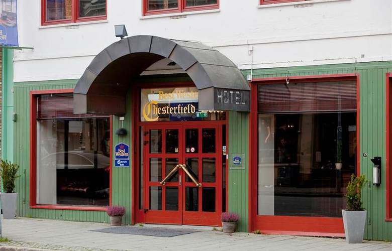 Best Western Chesterfield Hotel - Hotel - 13
