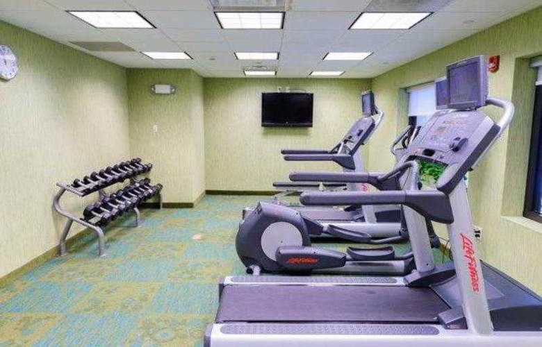SpringHill Suites Hagerstown - Hotel - 8