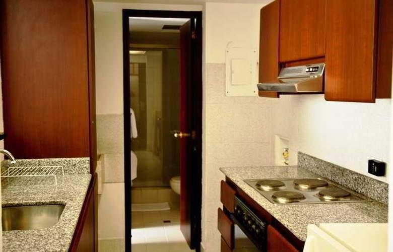 Aparta Suite Torre Poblado - Room - 5