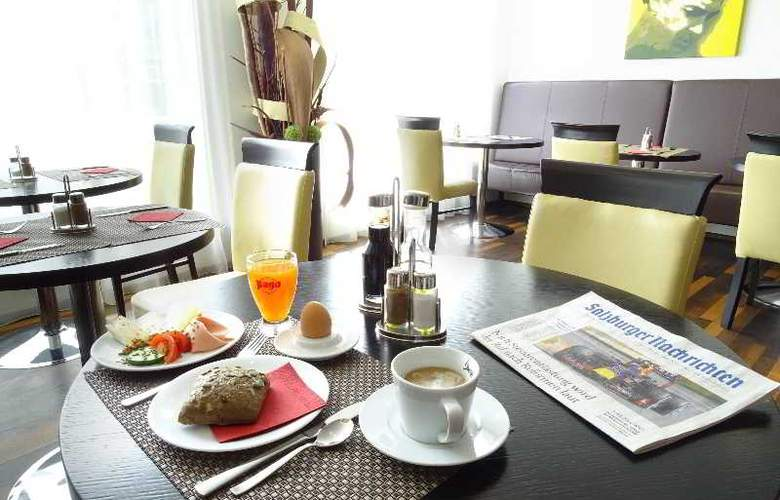 Best Western Plus Amedia Art Salzburg - Restaurant - 26