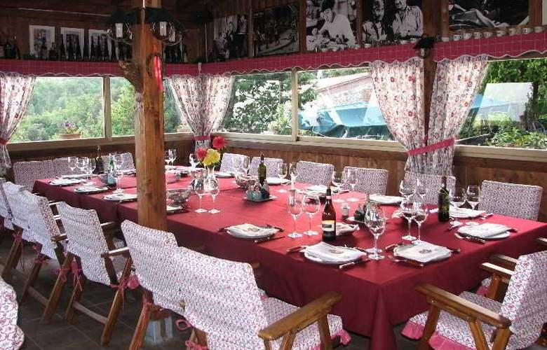 Country Inn Casa Mazzoni - Restaurant - 10