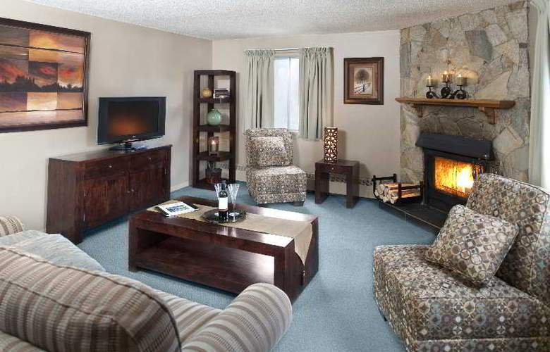 Maligne Lodge - Room - 3