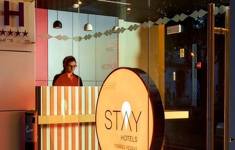 Stay Hotel Torres Vedras Centro - General - 1