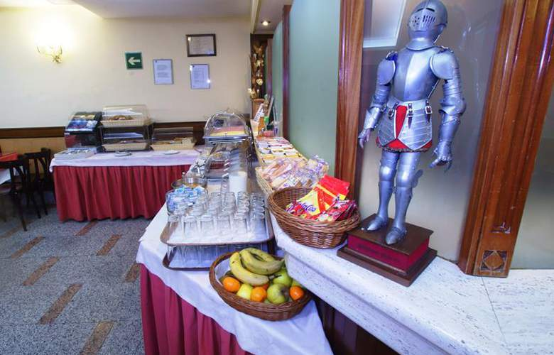 Best Western Hotel Los Condes - Restaurant - 111