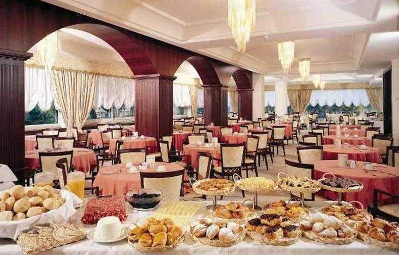Grand Hotel Gallia - Restaurant - 8