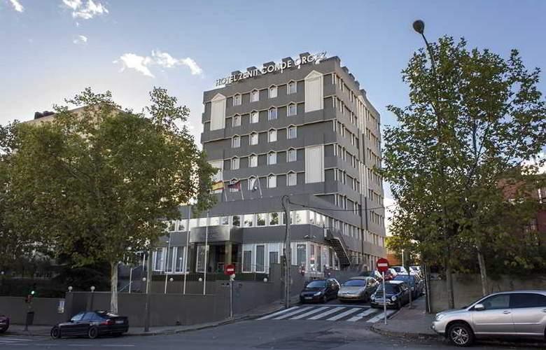 Zenit Conde de Orgaz - Hotel - 8