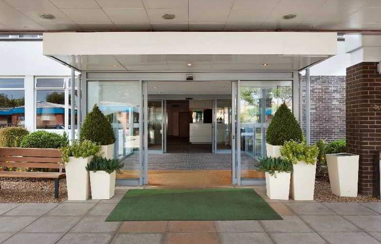 Holiday Inn Express Southampton West - Hotel - 6